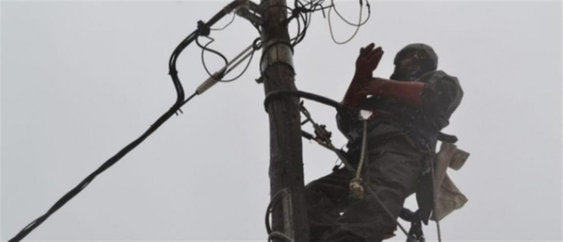 Αποκαταστάθηκε η ηλεκτροδότηση στα νότια προάστια