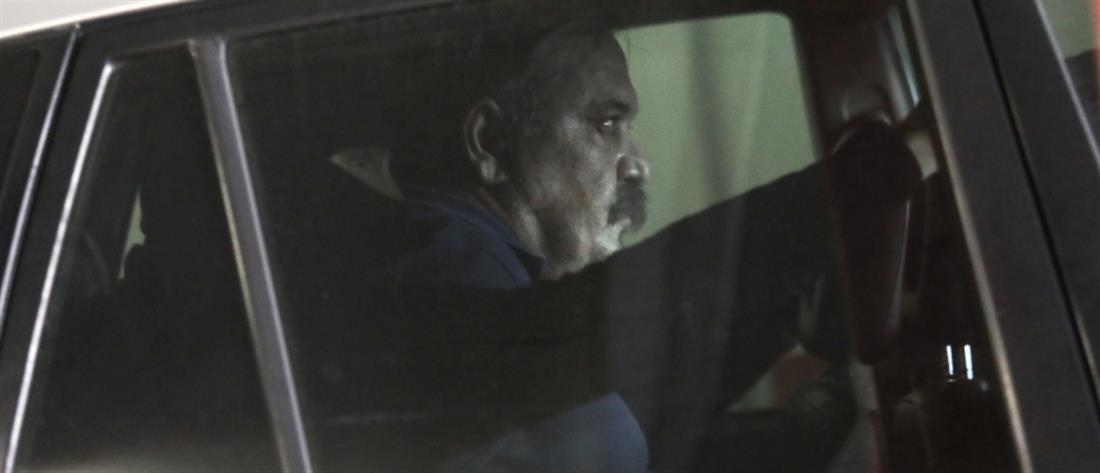 Χρήστος Παππάς: Στις φυλακές Δομοκού ο υπαρχηγός της Χρυσής Αυγής