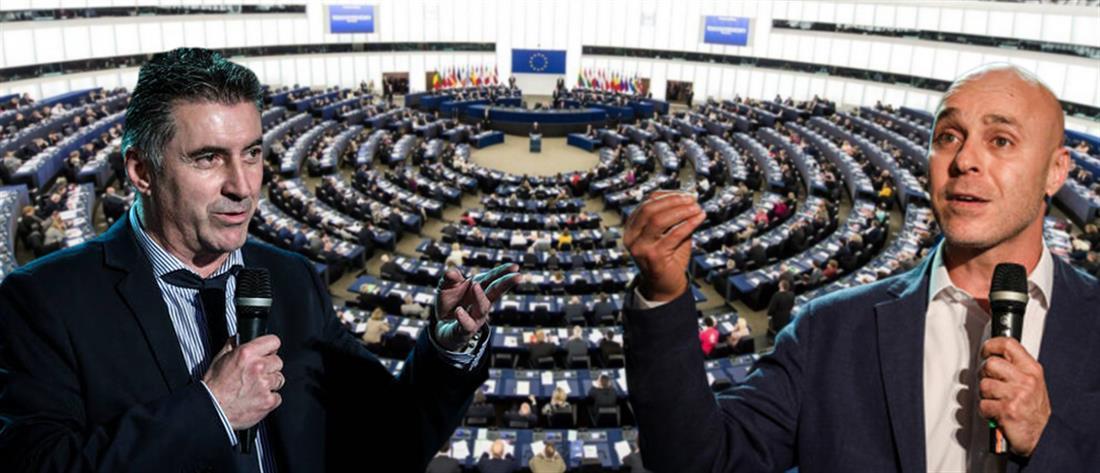 Ζαγοράκης - Αμυράς: ποιος θα πάρει την έδρα στην Ευρωβουλή