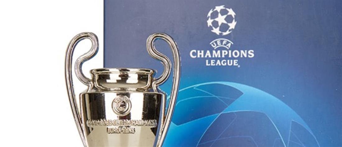 Κλήρωση Champions League: Οι αντίπαλοι για ΠΑΟΚ και Ολυμπιακό