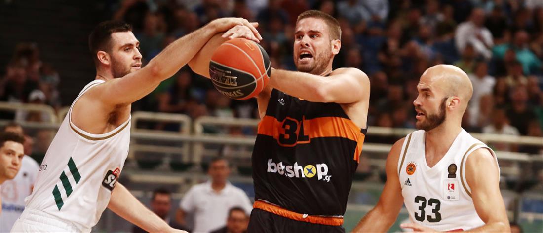 Basket League: Παναθηναϊκός και Περιστέρι ψάχνουν το 5Χ5