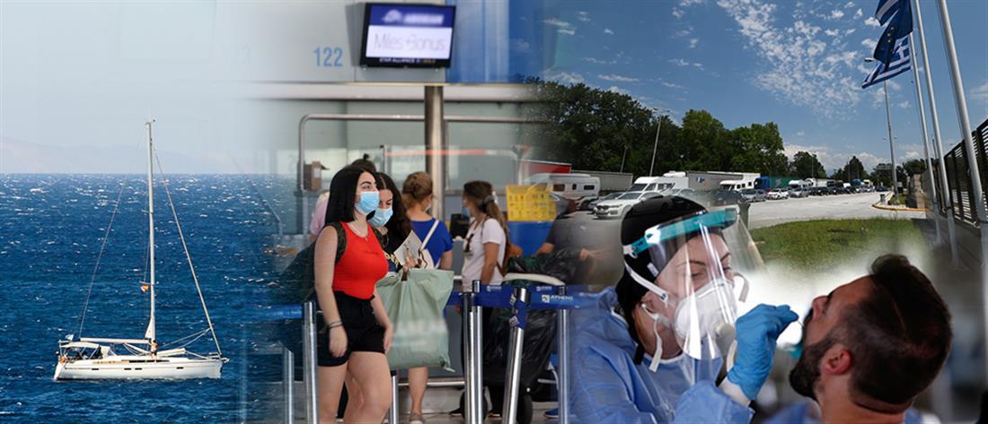 Κορονοϊός: σε ανησυχητικά επίπεδα ο ρυθμός μετάδοσης στην Ελλάδα