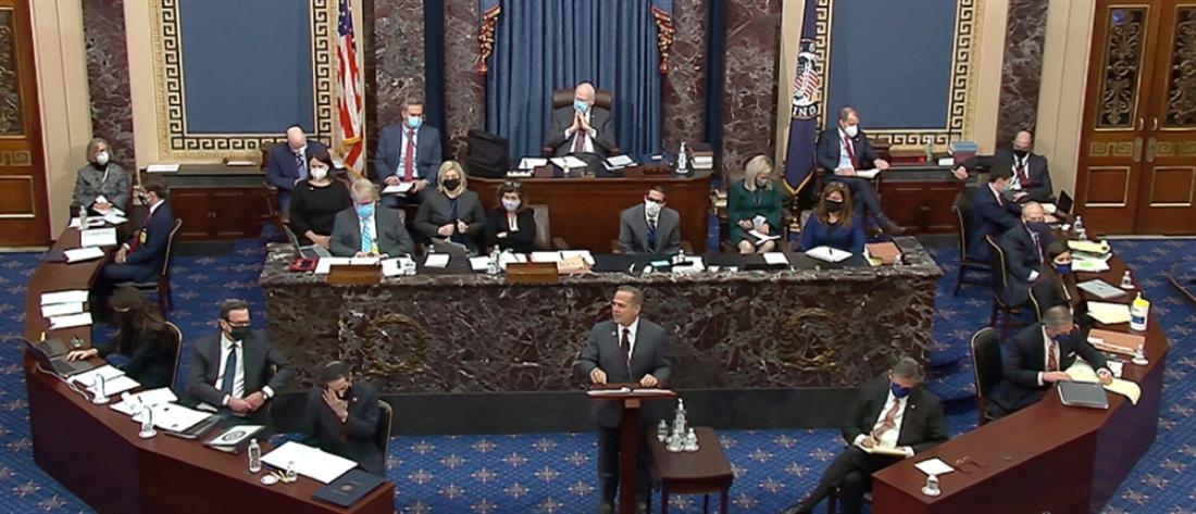 ΗΠΑ - Δίκη Τραμπ: Τι αποφάσισε η Γερουσία