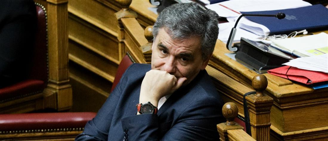 Τσακαλώτος: η κανονικότητα της ΝΔ είναι η κανονικότητα της κρίσης