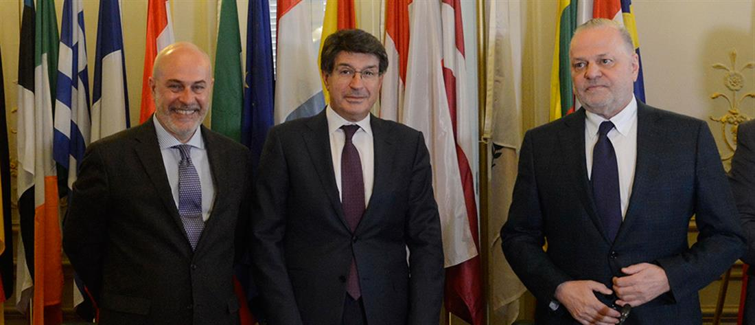 ΣΕΒ: καθοριστικής σημασίας για την Ελλάδα οι Ευρωεκλογές (εικόνες)