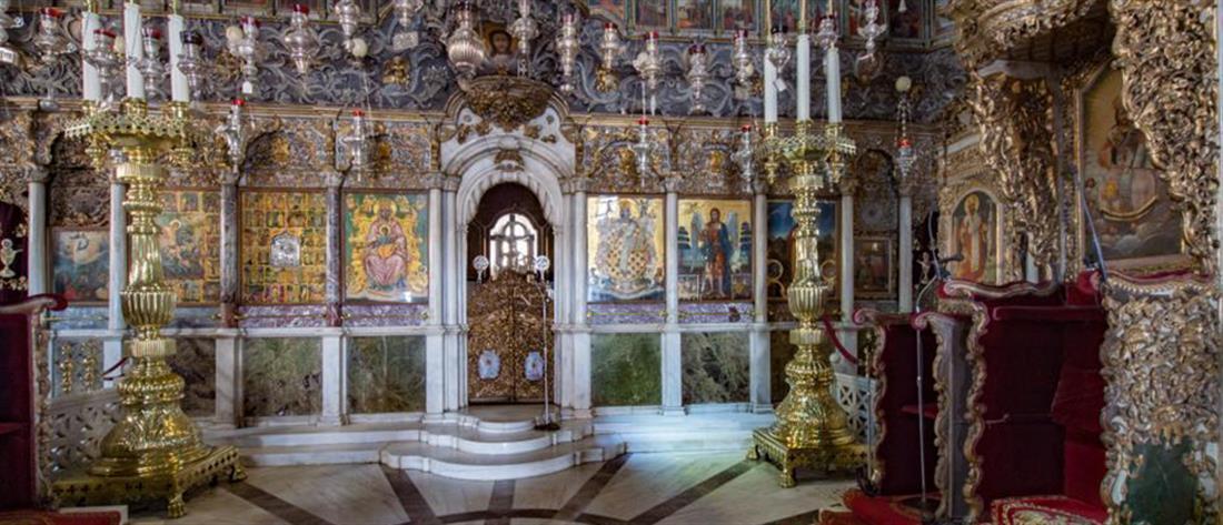 Παναγία της Τήνου - εκκλησία
