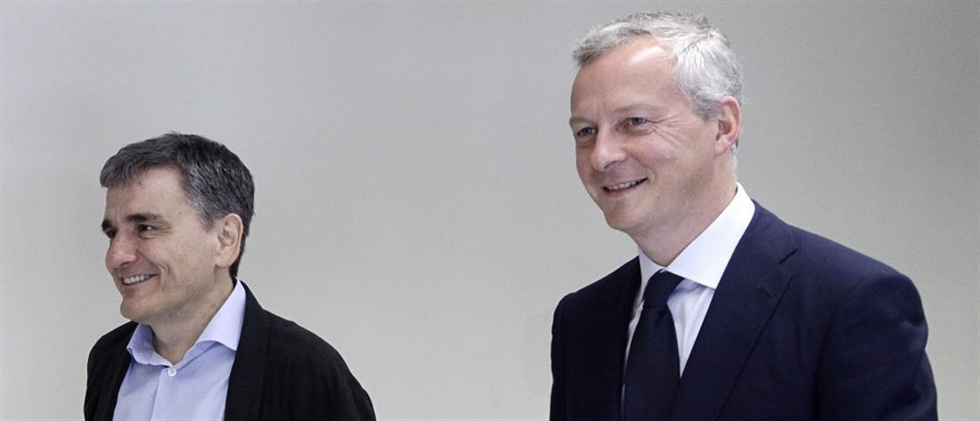 SZ: Διαμεσολαβητής για το ελληνικό χρέος θέλει να γίνει ο Λεμέρ