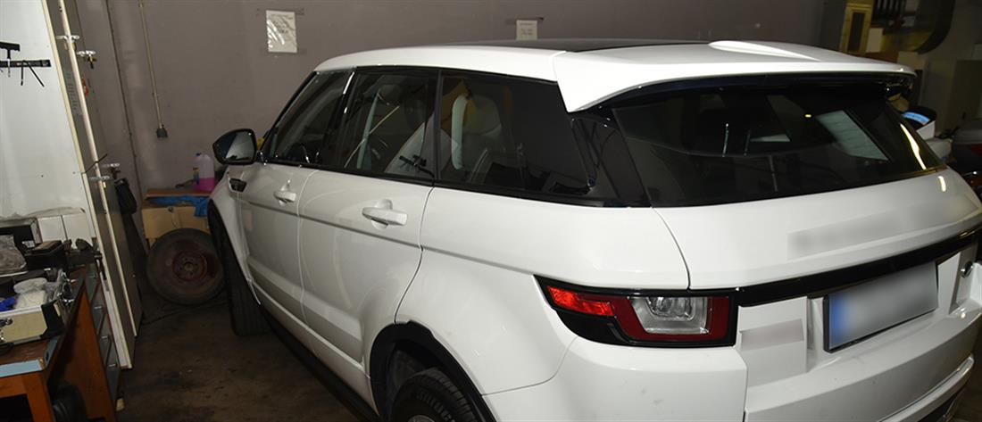 """High tech"" κλοπές αυτοκινήτων στην Αττική (εικόνες)"