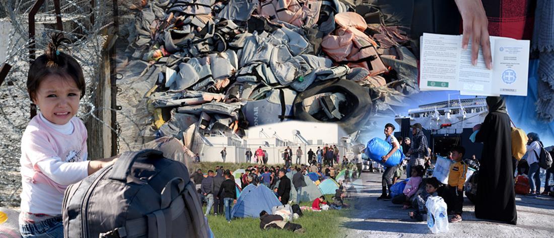 Χρυσοχοΐδης από Ευρωκοινοβούλιο: πέρα από κάθε δυνατότητα διαχείρισης το μεταναστευτικό