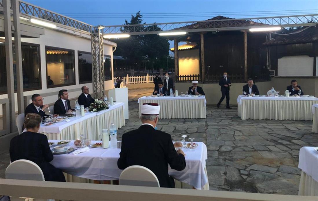 Γιαβούζ Σελίμ Κιράν - επίσκεψη στην  Ελλάδα