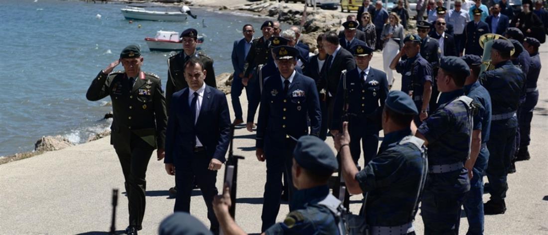 Παναγιωτόπουλος: Οι Ένοπλες Δυνάμεις είναι πανταχού παρούσες