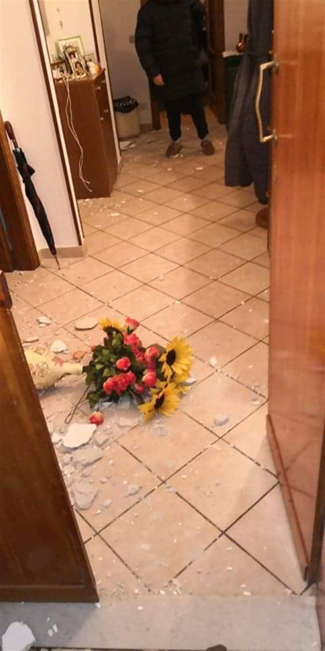 σεισμός -Τοσκάνη
