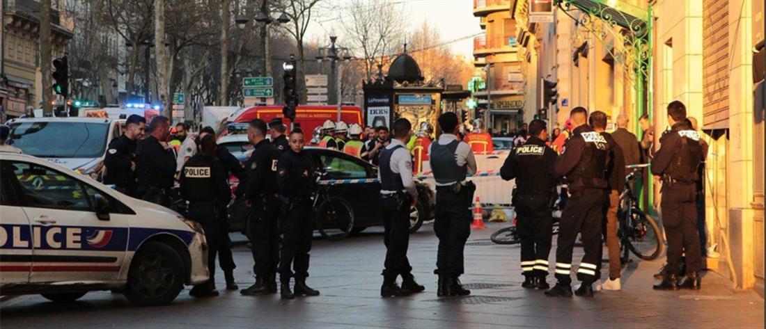 Άντρας επιτέθηκε με μαχαίρι σε περαστικούς στη Μασσαλία