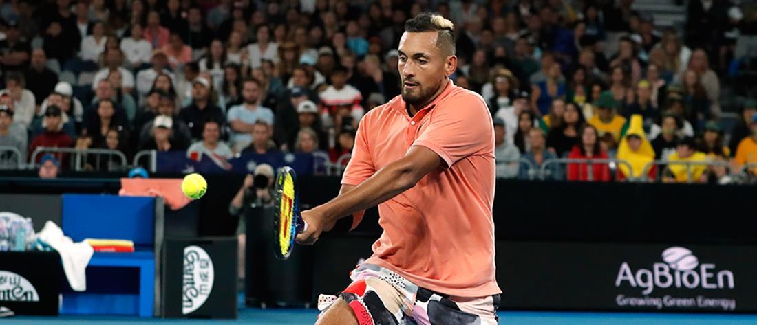 Ο Κύργιος δεν θα αγωνιστεί στο US Open λόγω κορονοϊού