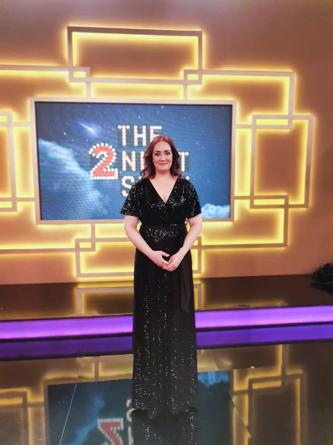 The 2Night Show - Ελένη Ουζουνίδου
