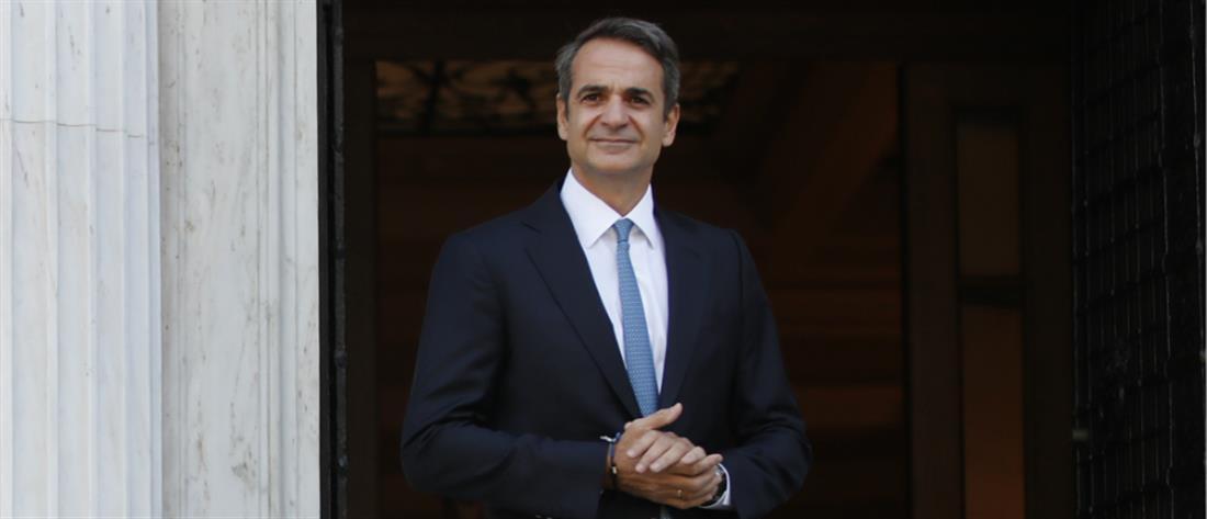 """Μητσοτάκης: η Ελλάδα """"γέφυρα"""" ανάμεσα σε τρεις ηπείρους"""