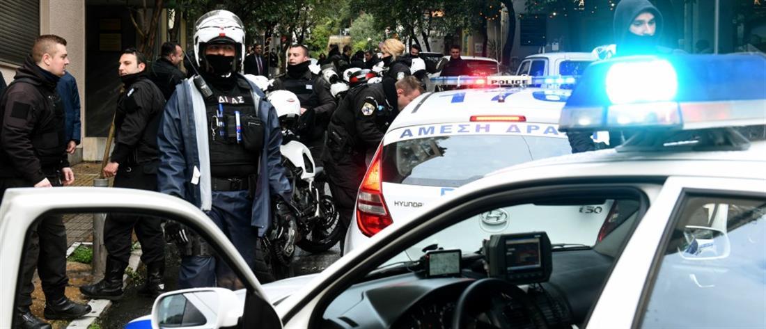 Ένταση και συλλήψεις έξω από εκκλησία στον Κορυδαλλό
