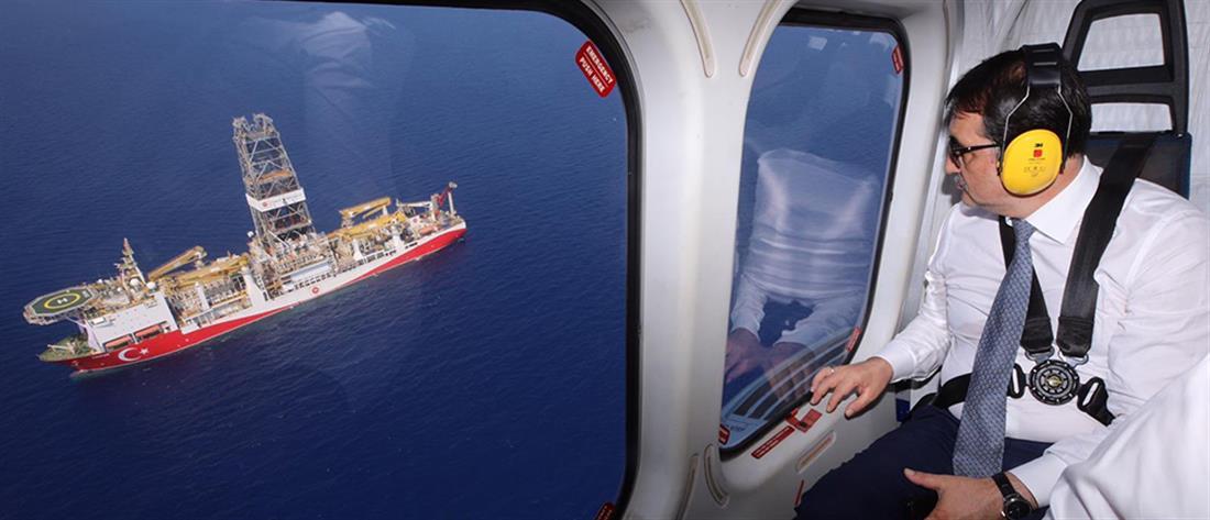 Ντονμεζ: Δεύτερο πλωτό γεωτρύπανο στη Μαύρη Θάλασσα