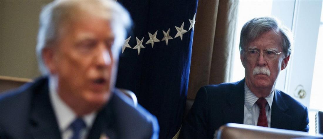 """""""Παραιτήθηκε"""" ο Σύμβουλος Εθνικής Ασφαλείας του Τραμπ"""