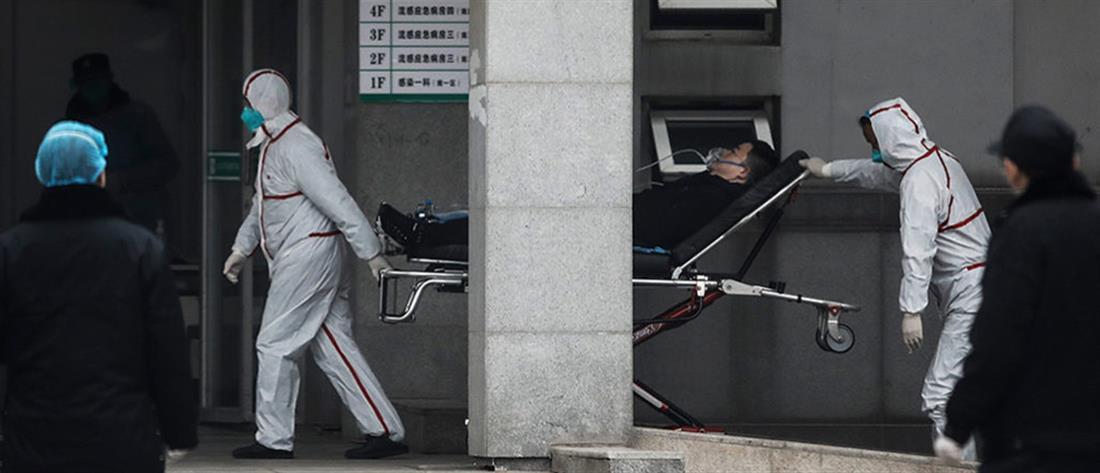 Κορονοϊός: πάνω από 120 νέοι θάνατοι σε ένα 24ωρο