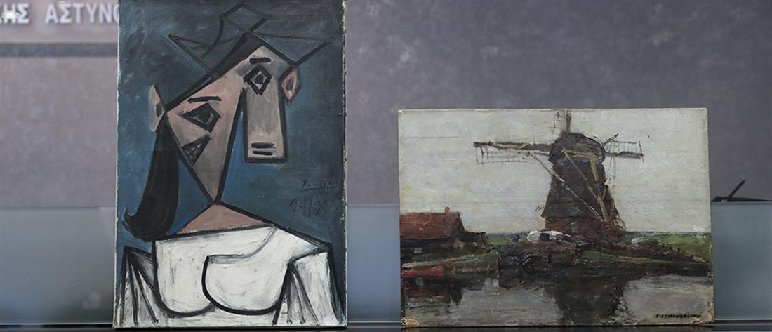 Κλεμμένοι πίνακες - Πάμπλο Πικάσο