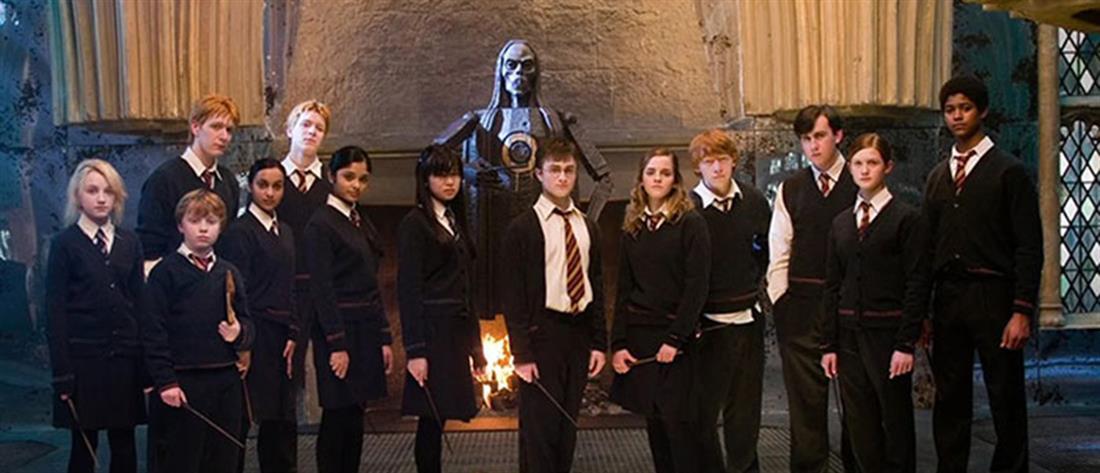 Reunion για την παρέα του Χάρι Πότερ (εικόνες)