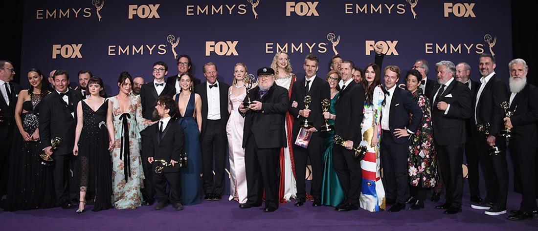 Βραβεία Emmy: Oι μεγάλοι νικητές της φετινής απονομής