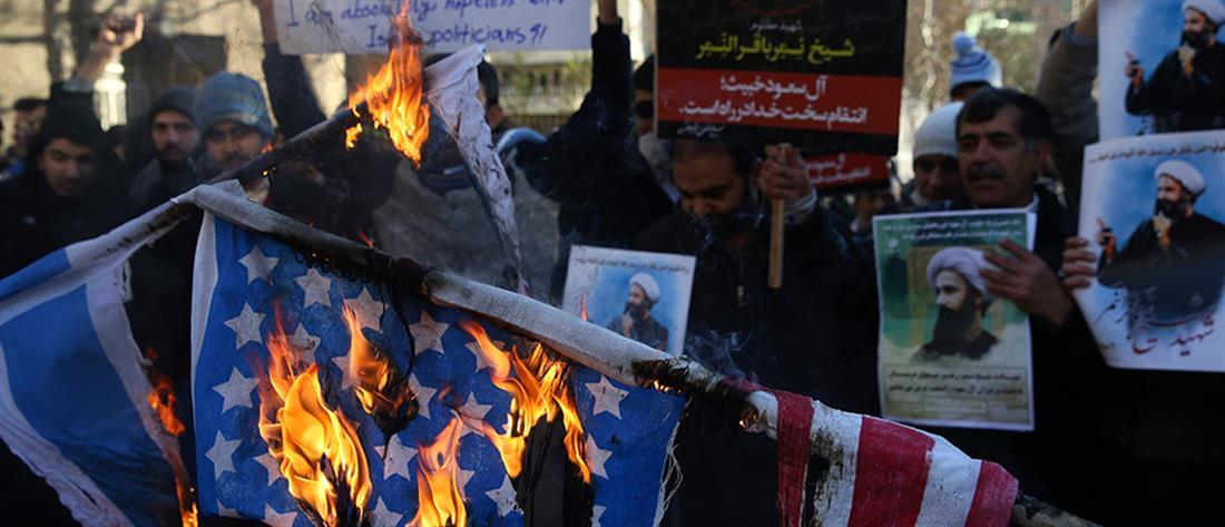 Σαουδική Αραβία: Διακόπτονται όλες οι πτήσεις από και προς το Ιράν