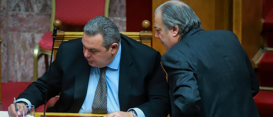 """""""Βόμβα"""" Κατσίκη: οι ΑΝΕΛ δεν θα δώσουν ψήφο εμπιστοσύνης στην Κυβέρνηση"""