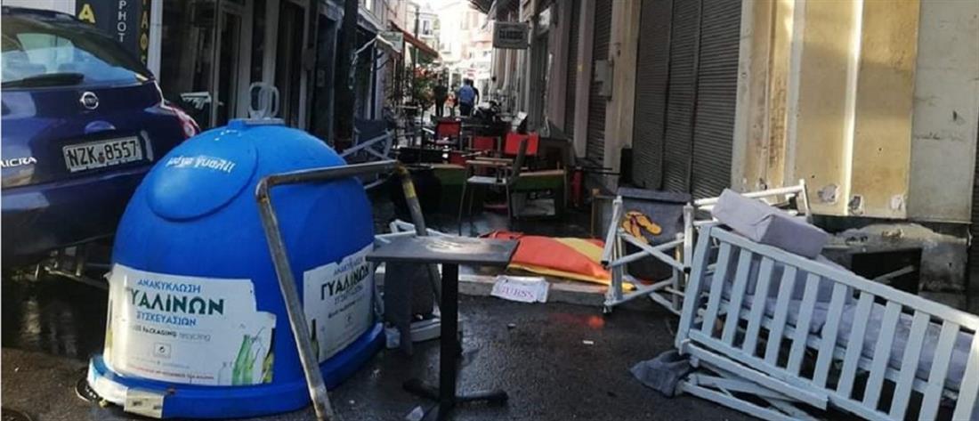 Σάμος - σεισμός