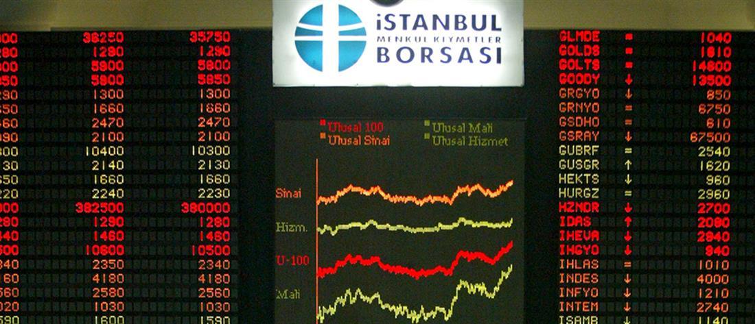 Νέα υποχώρηση της τουρκικής λίρας έναντι του δολαρίου