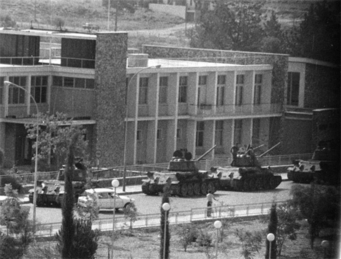 εισβολή - Κύπρος - Αττίλας
