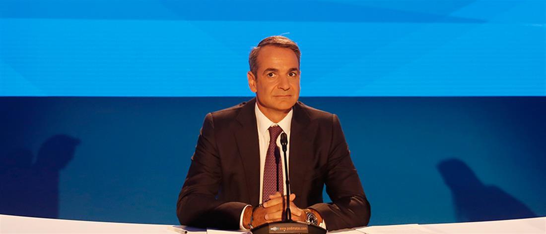 Μητσοτάκης: η Ελλάδα θα είναι η ευχάριστη έκπληξη της Ευρωζώνης