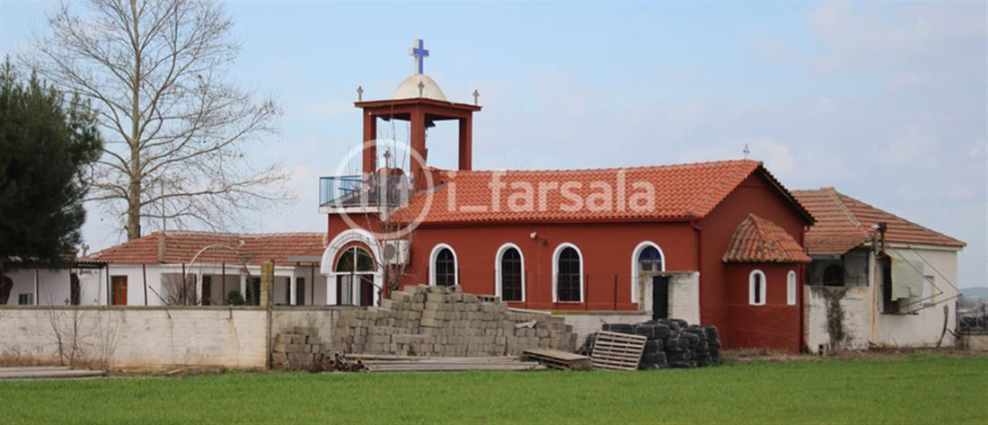 Έκλεψαν ιερά κειμήλια από ναό