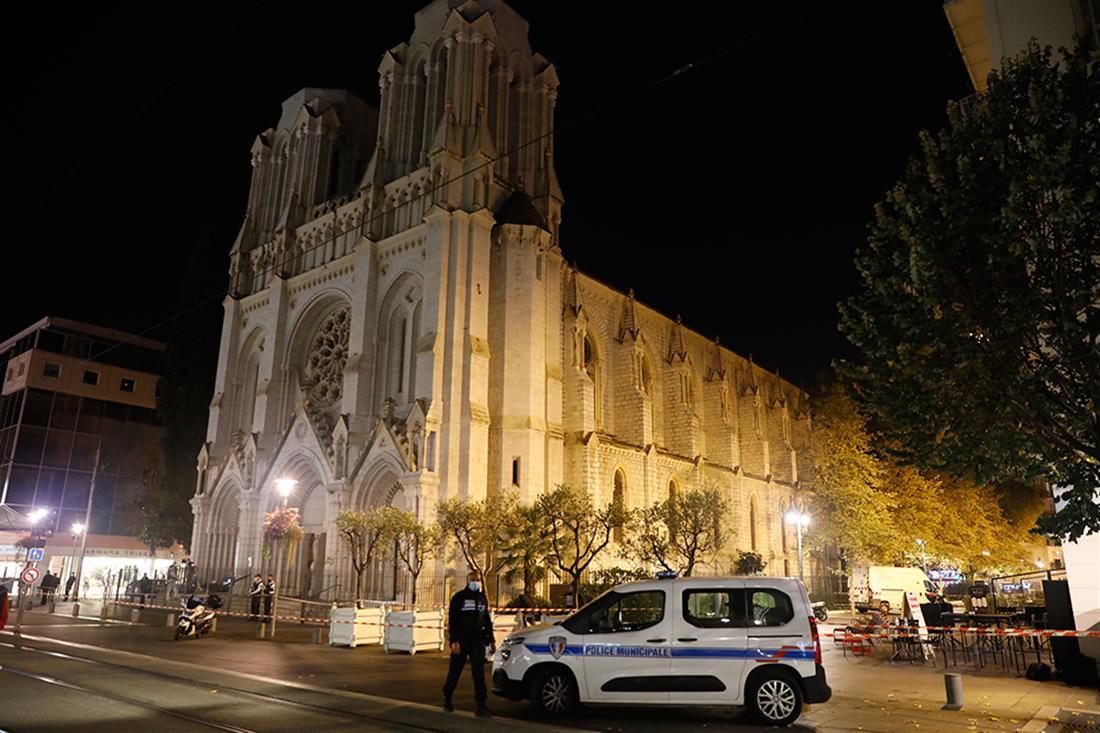 Γαλλία - Νίκαια - κεριά - τρομοκρατική επίθεση