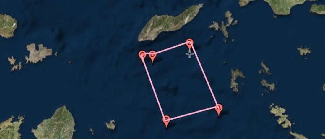 """Νέα τουρκική NAVTEX στην """"καρδιά"""" του Αιγαίου"""