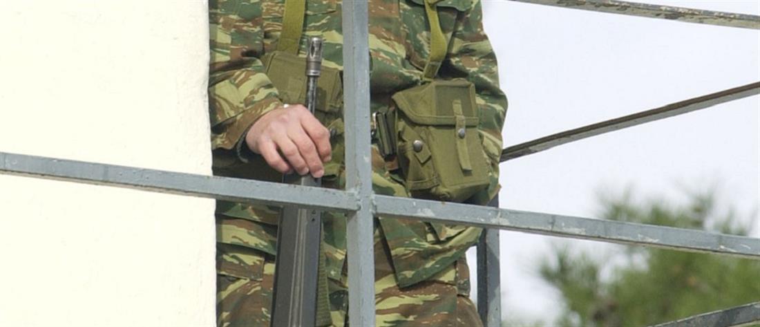 Καταγγελία για βιασμό σε στρατόπεδο με εντολή λοχαγού