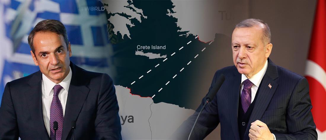 Διπλωματικός μαραθώνιος για τη συμφωνία Τουρκίας - Λιβύης