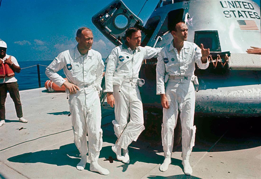 Μάικλ Κόλινς - Apollo 11