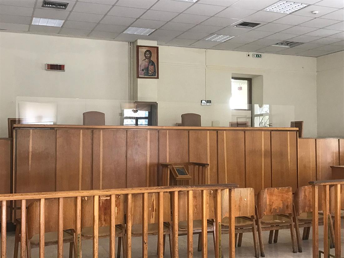 Δικαστήριο - δικαστήρια - πλεξιγκλας