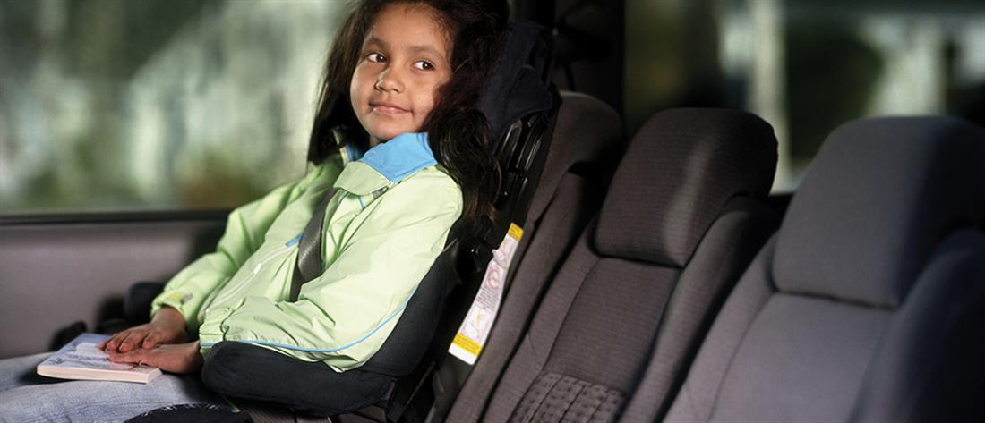 """Παιδικό κάθισμα: συναγερμός θα """"θυμίζει"""" στον οδηγό να μην ξεχνά το παιδί στο αυτοκίνητο"""