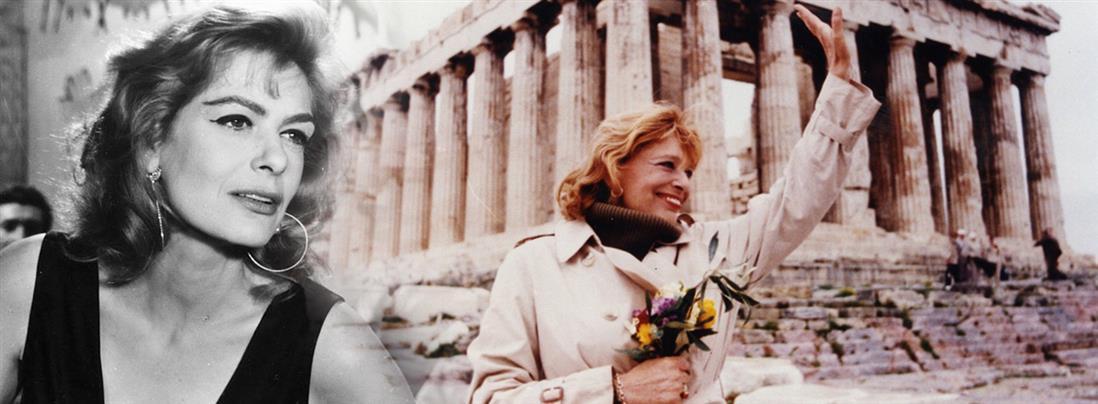 """Μελίνα Μερκούρη: Η γυναίκα """"σύμβολο"""""""