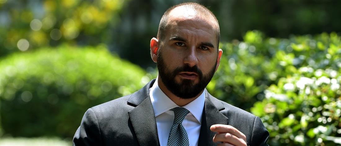 Τζανακόπουλος: ανυπόστατα τα σενάρια για νέα ανακεφαλαιοποίηση των τραπεζών