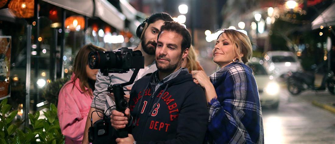 """""""Εκπαιδεύοντας την Τζένη"""": νέα εκπομπή στον ΑΝΤ1 με την Τζένη Μπαλατσινού (εικόνες)"""