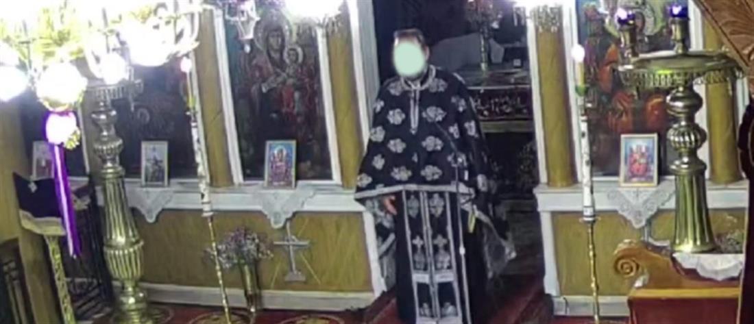 Ιερέας: ανεπιθύμητοι στην εκκλησία όσοι έχουν κάνει εμβόλιο και φοράνε μάσκα! (βίντεο)