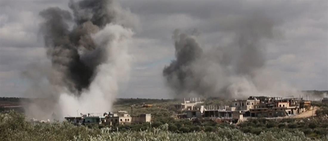 Οι ΗΠΑ εξαπέλυσαν αεροπορική επίθεση στη Συρία