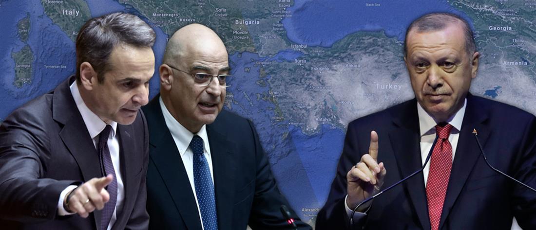 ΥΠΕΞ: Διπλωματικές πρωτοβουλίες για τις τουρκικές προκλήσεις