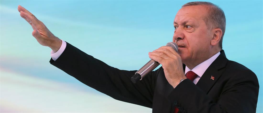 Νέα έκκληση Ερντογάν για χρήση της λίρας στις διεθνείς συναλλαγές