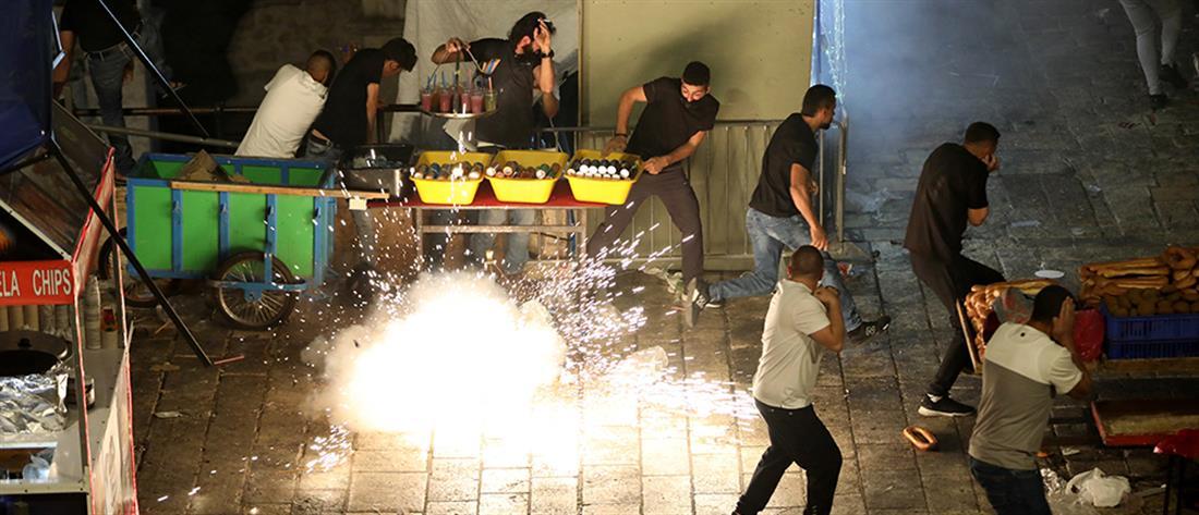 Ισραήλ: νέες αιματηρές συγκρούσεις στην Ιερουσαλήμ (εικόνες)