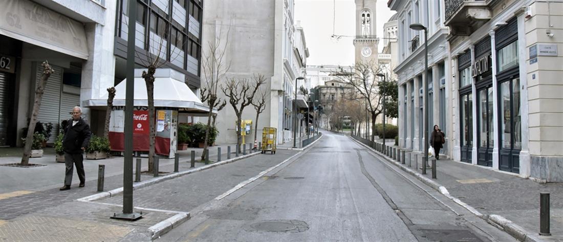 Γεωργιάδης: Πιο αυστηρή η απαγόρευση κυκλοφορίας τις επόμενες ημέρες